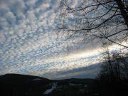 zajímavá obloha